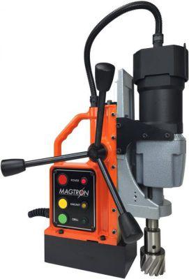 Magtron MBE50FR tap & kernboormachine Inclusief boorkop + tapset + taphouders + verzinkboren MBE50FR-2