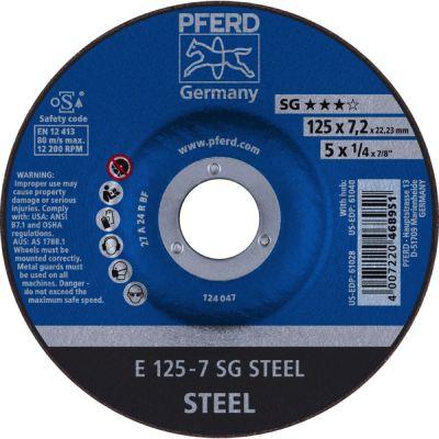 PFERD AFBRAAMSCHIJF E 115-7 PSF STEEL 62011634