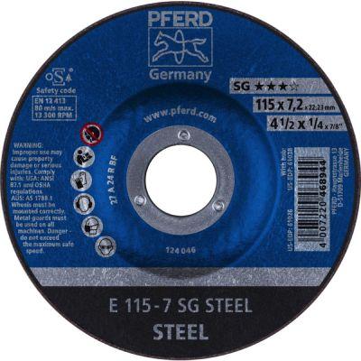 PFERD AFBRAAMSCHIJF E 115-7 PSF STEELOX 62011640
