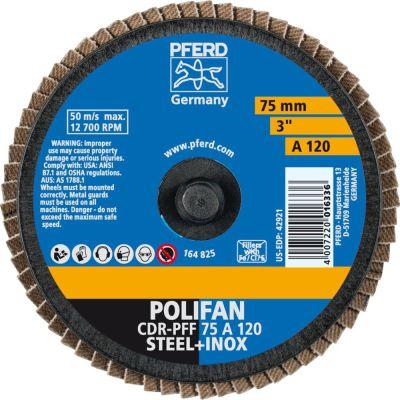 PFERD CD-MINI-POLIFAN CDR-PFF 75 A 120 47202532