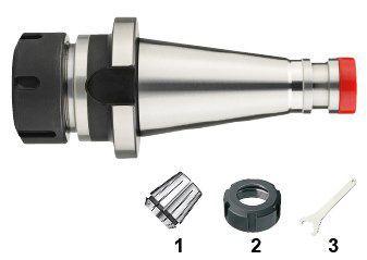 Phantom DIN 6499-C ER Spantanghouder, SK volgens DIN 2080 SK40 ER25 L50 825134053