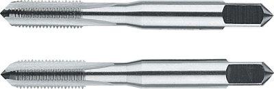 Phantom HSS Handtappen ISO 529 Metrisch Fijn, set à 2 stuks MF10x1 212001010