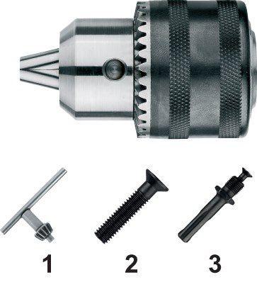 Phantom Tandkransboorhouder, met sleutel 3-16mm B16 811301616