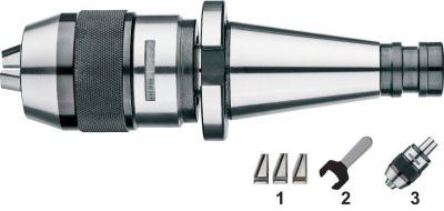 Phantom Zelfspannende Precisieboorhouder, type XP, SK volgens DIN 2080 1-13, SK40 813034013