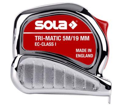 Sola rolmaat trimatic 5 mtr 3050017 / 50023301