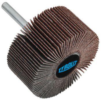 Tyrolit Premium*** Lamellerslijpstiften voor rechte slijpers 52LA-C 40x20-6x40 52LA C X 40x20-6x40 A 816916