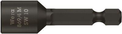 Wera 869/4 M Dopbit, Magnetisch, 10 x 50 mm 05060425001