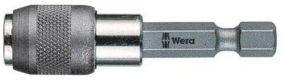 """Wera bithouder + magneet 895/4/1k 1/4""""x52 mm 05053872001"""