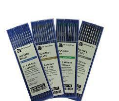 Wolframelectrode Grijs 1.0 mm x 175 mm 400P510175